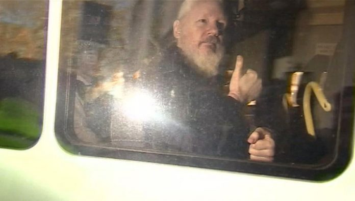 Assange admitted to a friend that