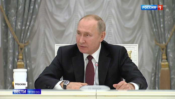 Attempts to make life easier for Ministers failed — at the Council meeting Putin demanded specifics