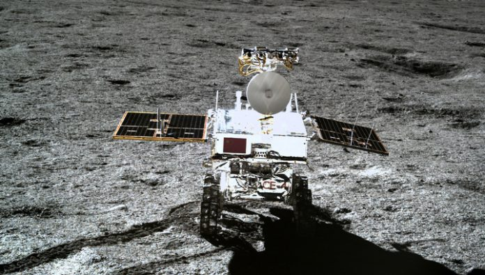 Chinese lunar Rover broke the record of duration on the lunar surface