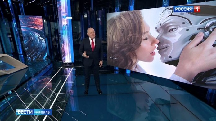 Dmitry Kiselev told about the invasion of the robots