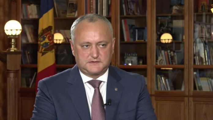 Dodon: Putin taught me to protect the interests of Moldova