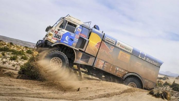 Eduard Nikolaev: successes in the Dakar rally is not boring
