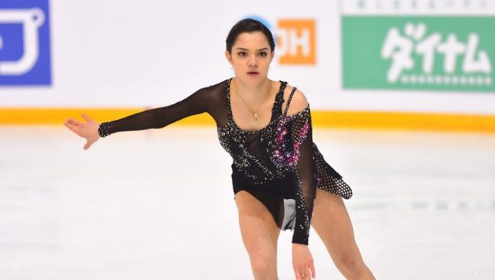 Evgeny Medvedev refused participation in the championship of Russia figure skating