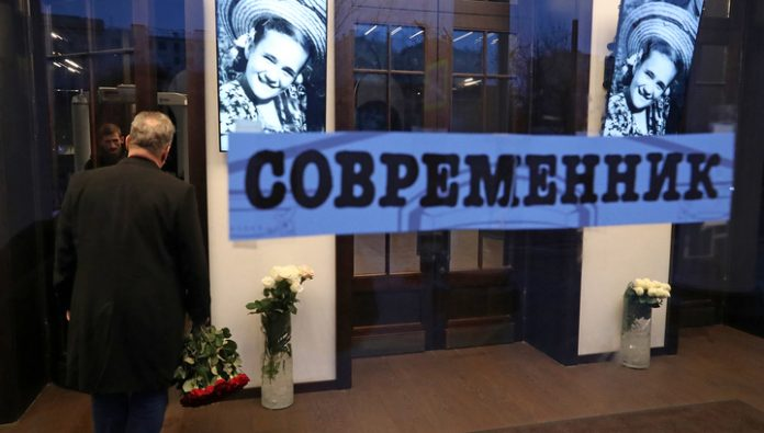 Farewell to Galina Volchek will take place on the main stage of the theater
