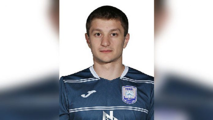 Former player of team Russia mini-football was killed in an accident