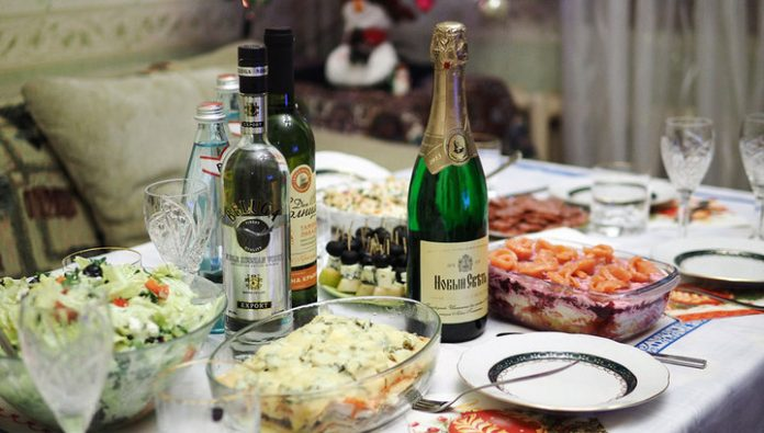 How to celebrate the New year and survive. Tips Of The CPS