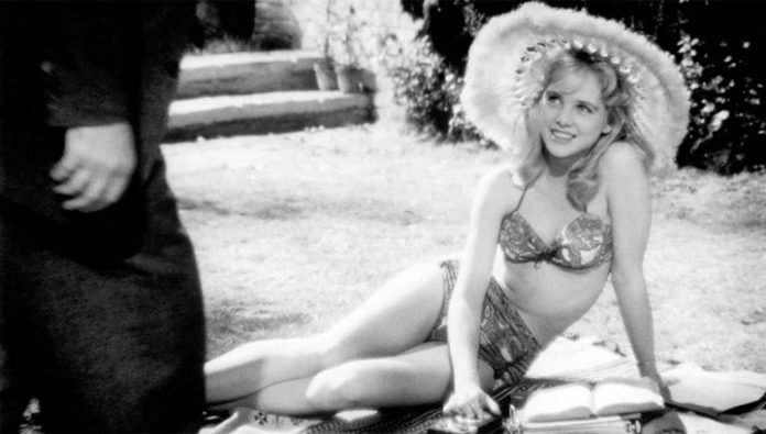 In Los Angeles is dead the actress who played lolita in the Kubrick film