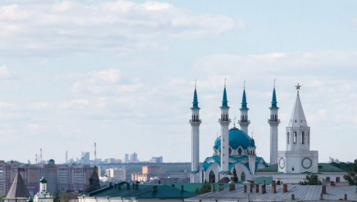 Kazan is ahead of Moscow in the ranking of the most visited cities in Russia
