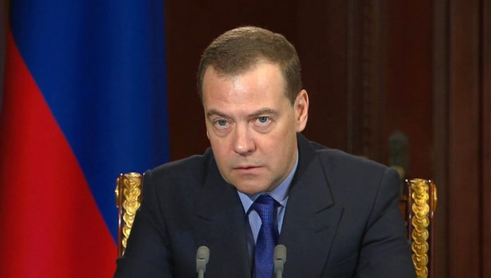 Medvedev: the signing of the gas agreement proves that Moscow and Kiev can agree