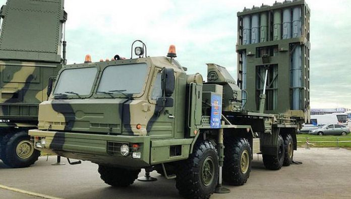 Ministry of defence: testing of the C-500 will begin next year