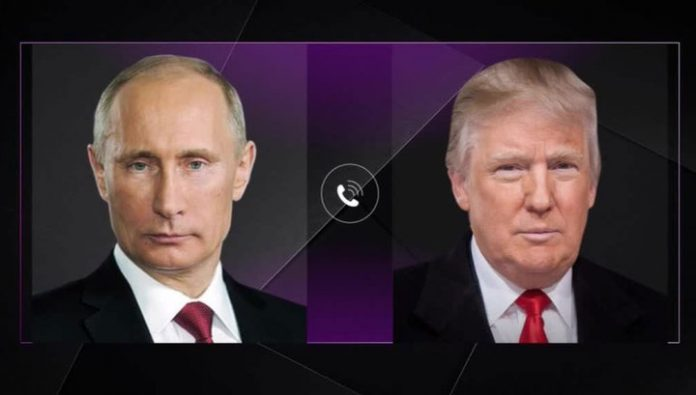 Putin and trump agreed to work together to fight terrorism