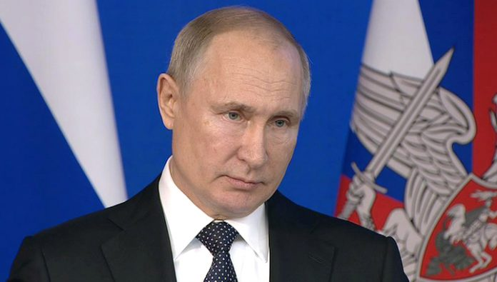 Putin Commits to New Nuclear Weapons Development - Russian Missiles Now Superior to US!