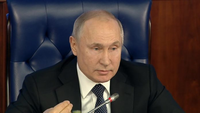 Putin: Hitler's Plan Was to Deport Jews to Africa, Get a Statue In Warsaw For His Efforts!