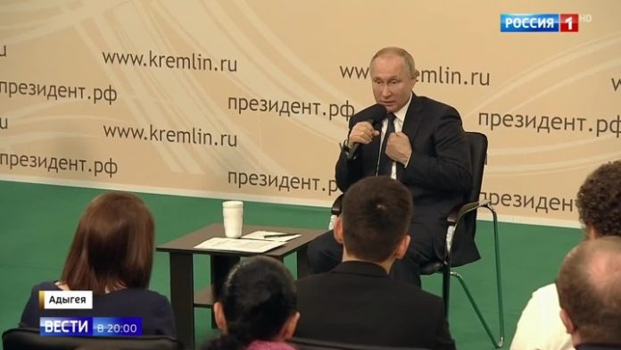 Putin Speaks Directly to Russian Farmers, Promises to Fix Problems and Encourage Growth!