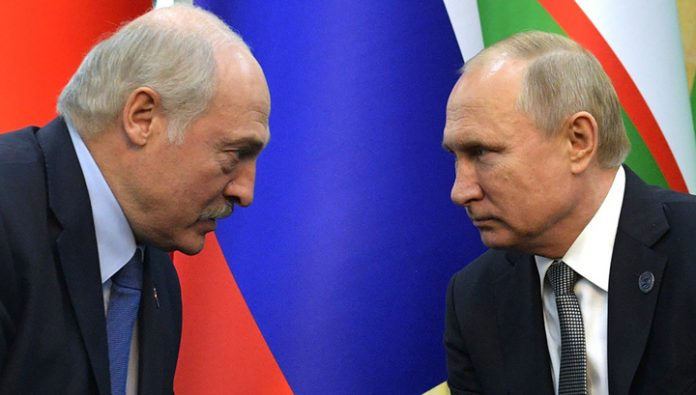 Russia and Belarus have agreed on gas price