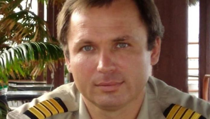 Russian diplomats visited the American prison Russian citizen Yaroshenko