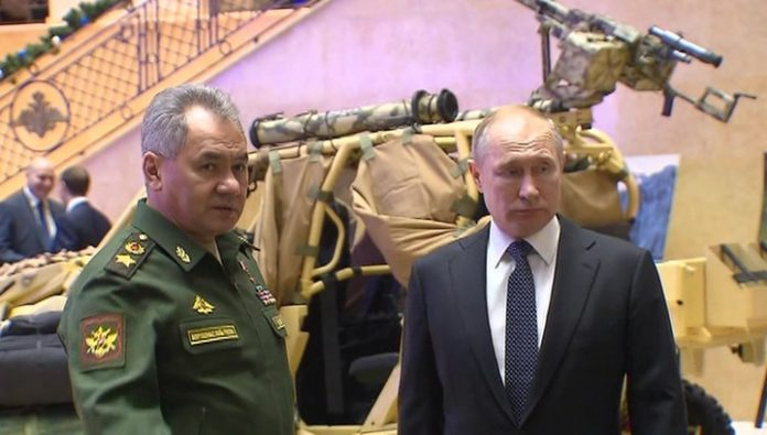 Russian equipment should be better than their foreign counterparts, he said