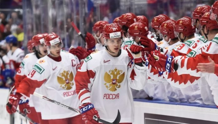 Russian hockey players dropped to last place in the group of the world youth championship