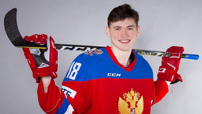 Russian hockey players reached the quarterfinals of the world youth championship