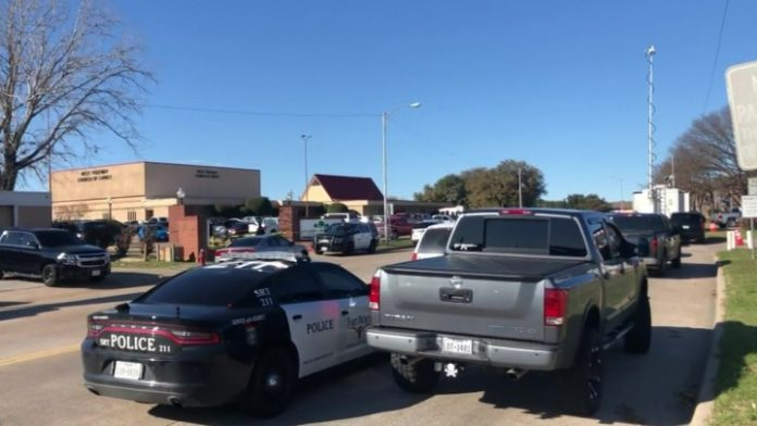 Shooting in Texas: died in hospital wounded parishioner