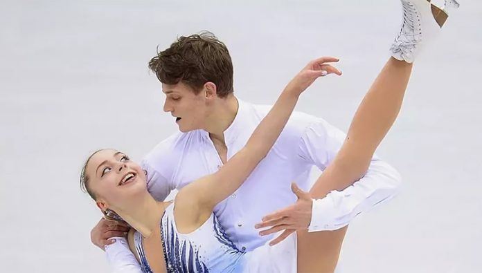 Skaters Boikova and Kozlowski for the first time won the championship of Russia