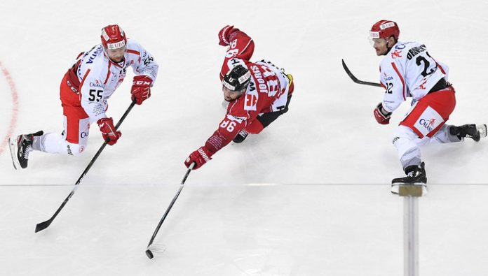 Team Canada won the Spengler Cup