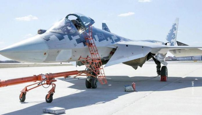 The causes of the fall of the su-57 near Khabarovsk