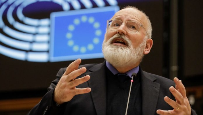 The Chairman of the European Commission wrote to the UK