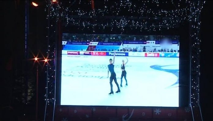 The championship of Russia on figure skating in Krasnoyarsk: the results of the first day