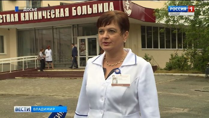The court refused satisfaction of the claim eks-the head physician OKB in reinstatement