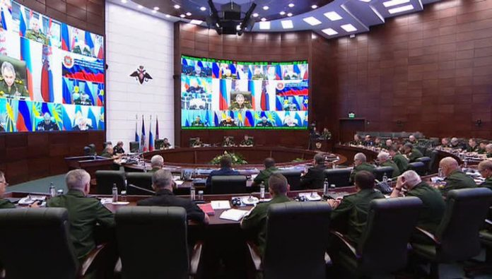 The defense Ministry announced about the upcoming against the army attack information