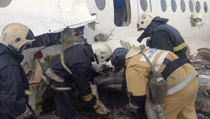 The interior Ministry of Kazakhstan has called the possible versions of the crash Bek Air near Almaty