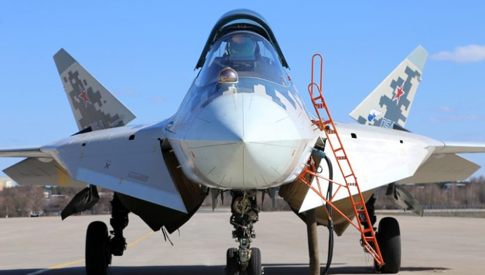 The investigation of the crash of the su-57 will be engaged in the Ministry of industry and trade