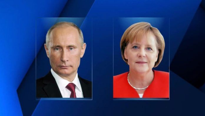The most significant policy 2020, the Germans named Merkel and Putin