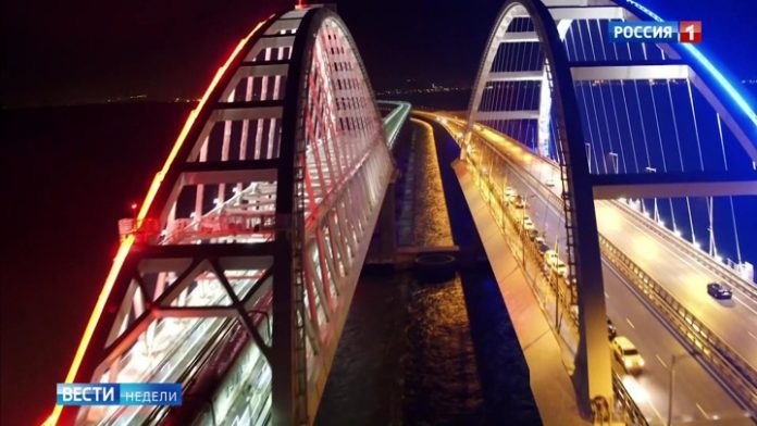 The opening of the Crimean bridge: the dream of generations come true