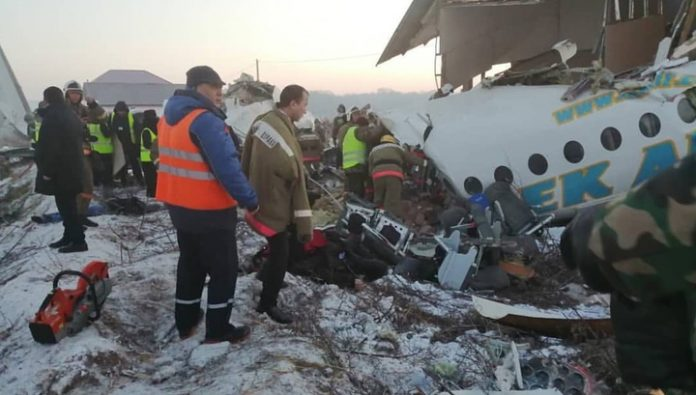The plane crash in Almaty: 82 passengers survived only thanks to the pilot
