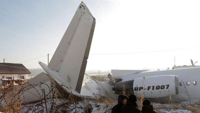 The plane crash in Kazakhstan: the doctors have described the condition of the survivors