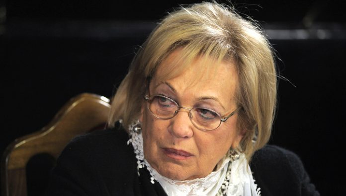 The status of Galina Volchek unchanged, but the doctors hope to improve