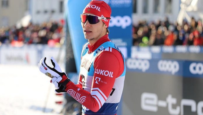 The tour de Ski. The Russian skiers remained without a podium in the sprint