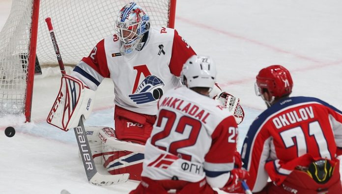 Three points Okulov brought the victory of CSKA in the match of the KHL with Lokomotiv