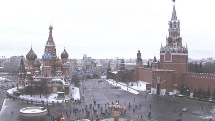 To Moscow the Blizzard is coming