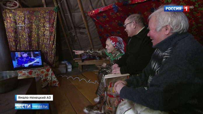 Tolerance and Diversity the Russian Way! State TV Upholds Native Siberian Culture!