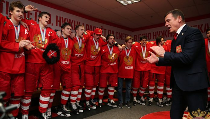 Valery Bragin: to beat the Canadians helped us tactics