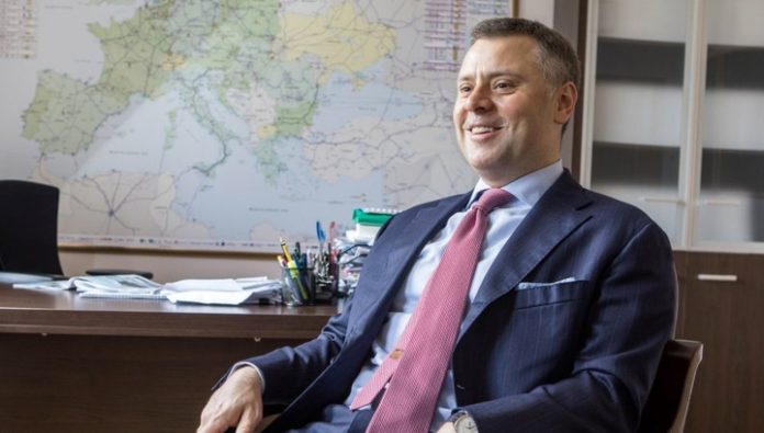 Vitrenko told about the details of the agreement signed