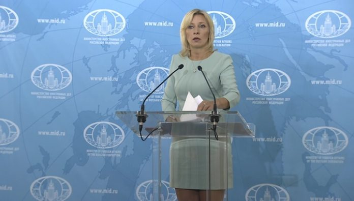 Zakharov: US minimized the legal framework that constrain their actions