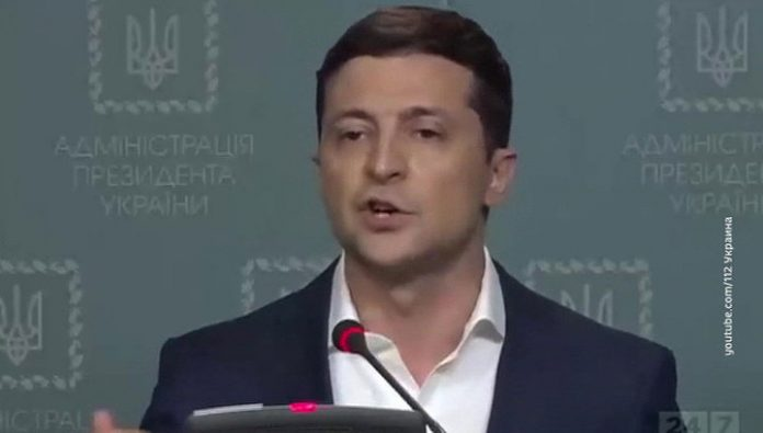 Zelensky said about the five-year gas contract with Russia