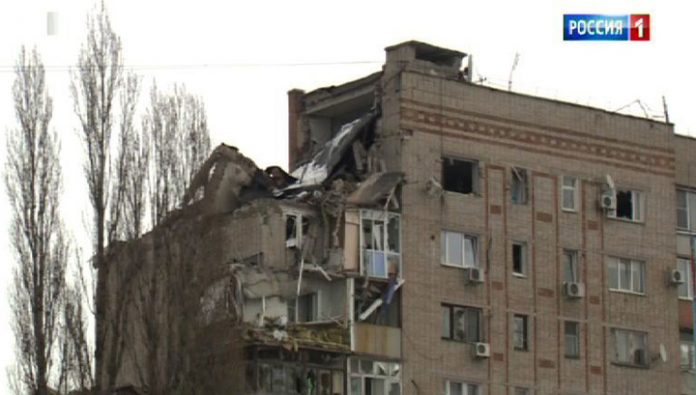 A gas explosion in a residential building: in the Mines remember the victims of that tragedy