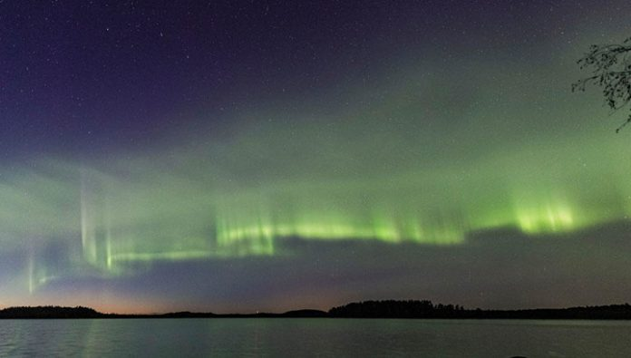 A new form of auroras