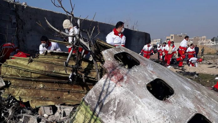 A terrorist attack or missile: Ukraine called the main version of crash of