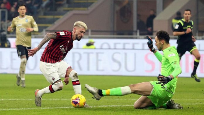 AC Milan advanced to the quarterfinals of the Italian Cup, defeating SLEEP